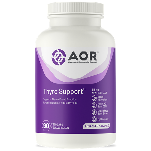 Picture of AOR Thyro Support 90 Capsules