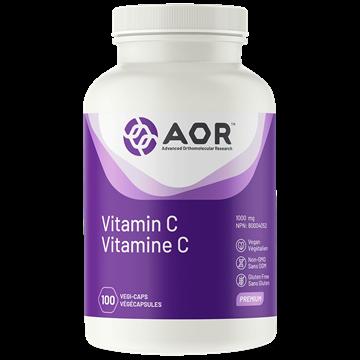 Picture of AOR Vitamin C 300 Capsules