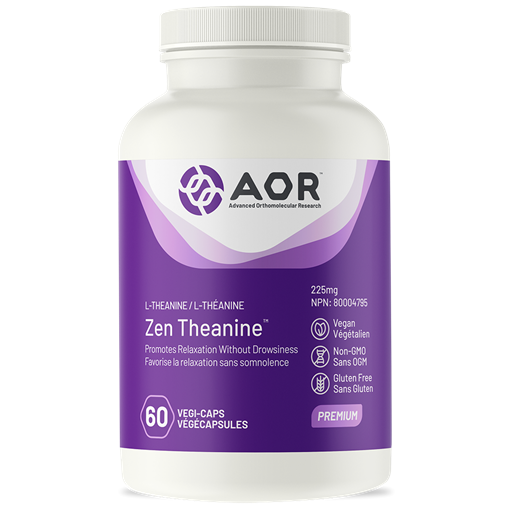 Picture of AOR Zen Theanine  60 Capsules