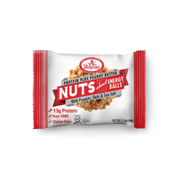 Picture of  Nuts About Energy Balls Protein Plus, Peanut Butter 12x49g