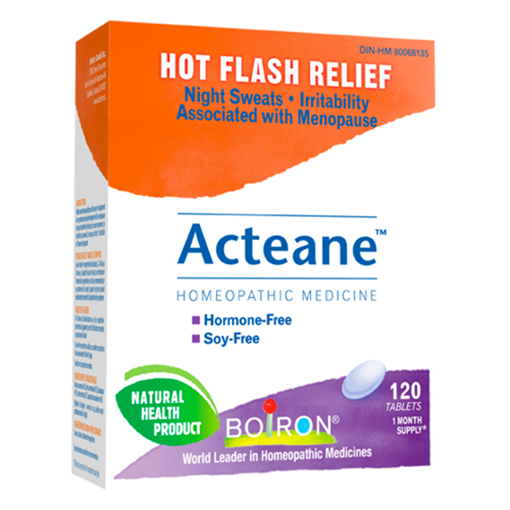 Picture of Boiron Acteane - Hot Flash Relief, 120 Tabs
