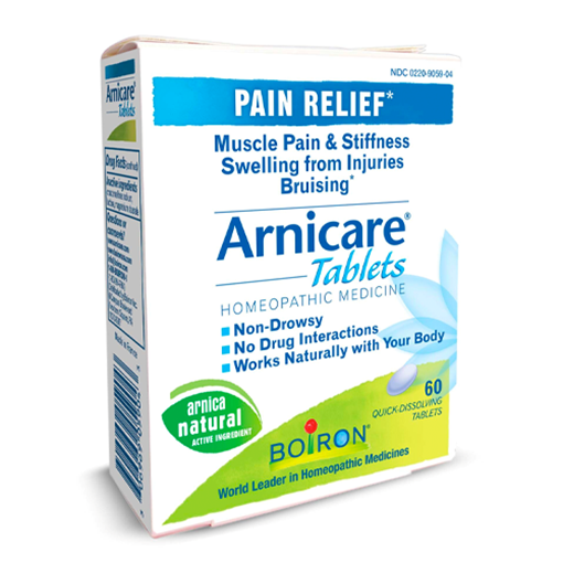 Picture of Boiron Arnicare Tabs Muscle & Joint Pain, 60 Tabs