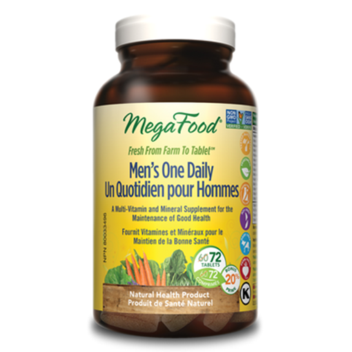Picture of MegaFood Men's One Daily, 72 tabs