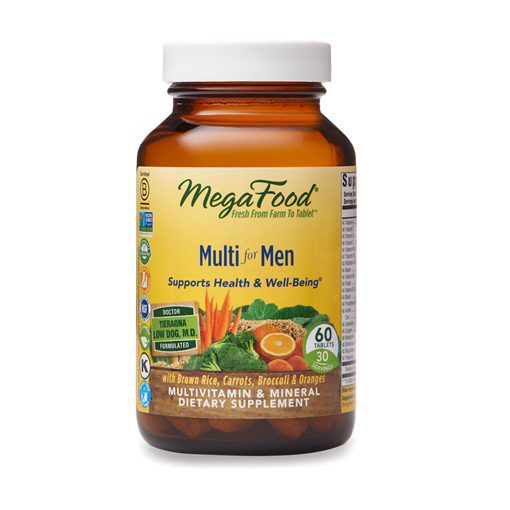 Picture of MegaFood Multi for Men, 60 tabs