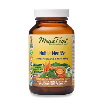 Picture of  Multi for Men 55+, 60 tabs
