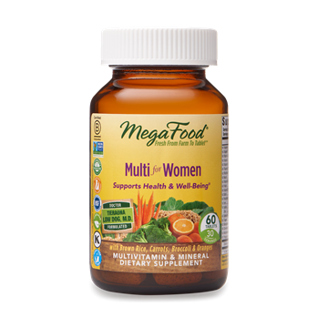 Picture of Mega Foods Multi for Women 60 tabs