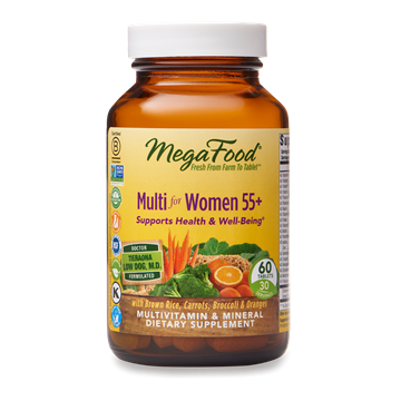 Picture of  Multi for Women 55+, 60 tabs