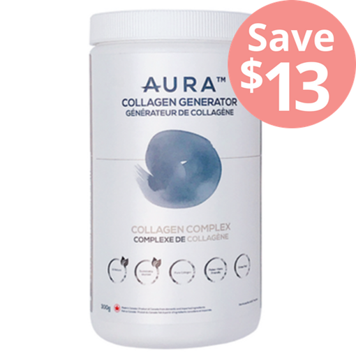 Picture of Aura Collagen Generator Unflavoured, 300g