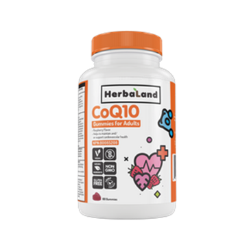 Picture of  Gummy for Adults: CoQ10, 60 Gummies