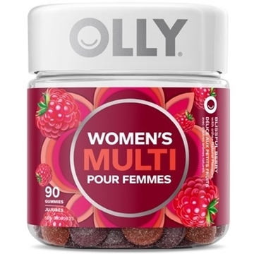 Picture of OLLY OLLY Women's Multi Blissful Berry, 90 Gummies