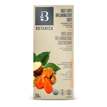 Picture of Botanica Daily Anti-Inflammatory Shot, 250mL