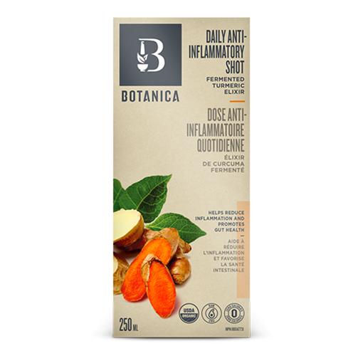 Picture of Botanica Daily Anti-Inflammatory Shot, 250ml