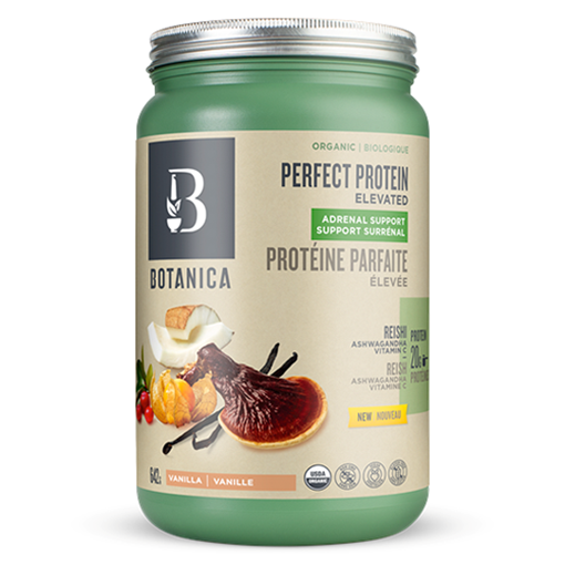 Picture of Botanica Perfect Protein Elevated Adrenal Support, 642g