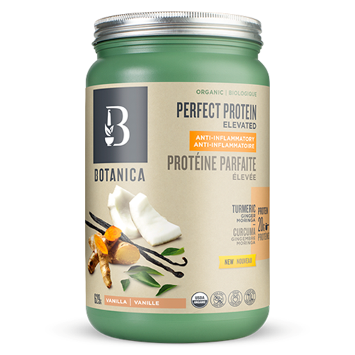 Picture of Botanica Perfect Protein Elevated Anti-Inflammatory, 629g