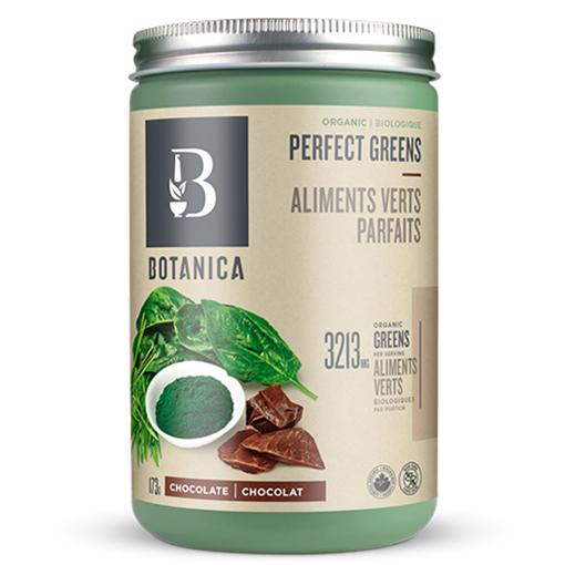 Picture of Botanica Perfect Greens Chocolate, 173g