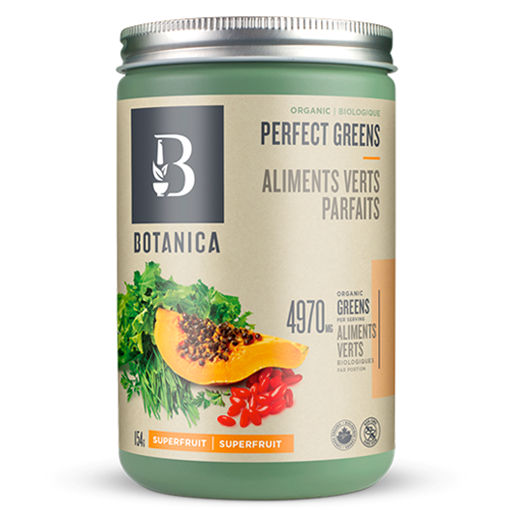 Picture of Botanica Perfect Greens Superfruit, 154g