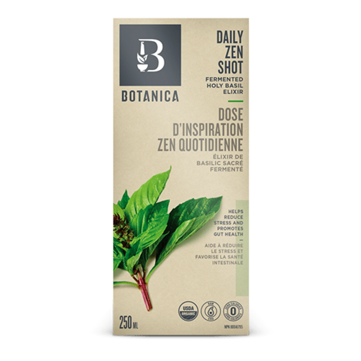 Picture of Botanica Daily Zen Shot, 250ml