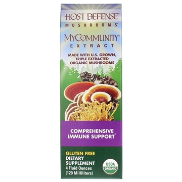 Picture of Host Defense MyCommunity Extract, 2 fl.oz
