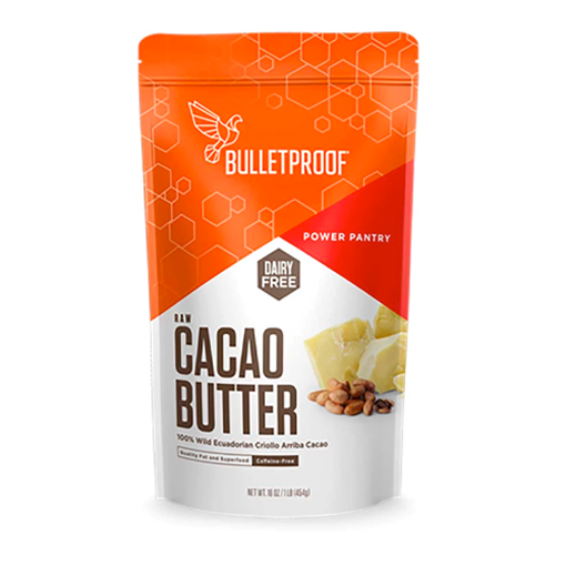 Picture of Bulletproof Cacao Butter, 454g