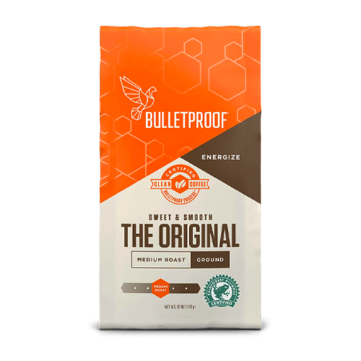 Picture of Bulletproof The Original Medium Roast Ground Coffee, 340g