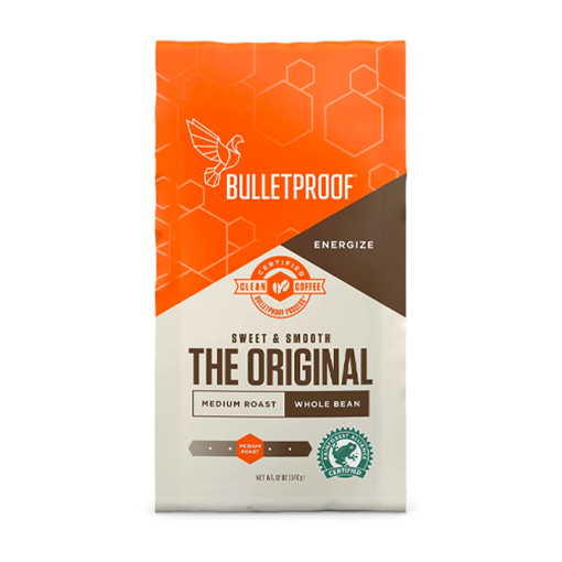 Picture of Bulletproof The Original Medium Roast Whole Bean Coffee, 340g