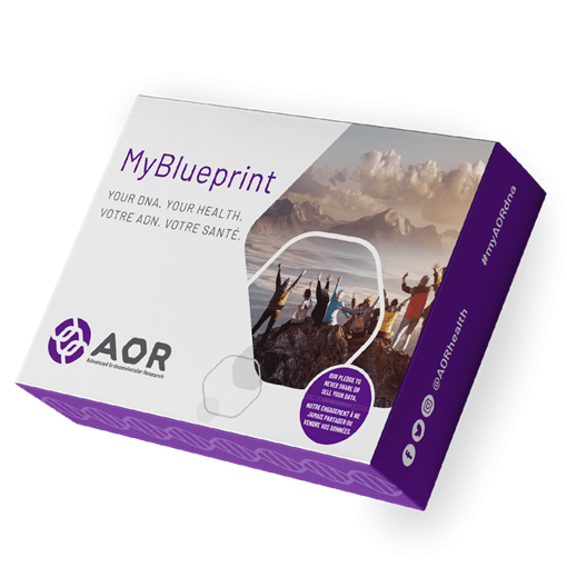 Picture of AOR My BluePrint Kit