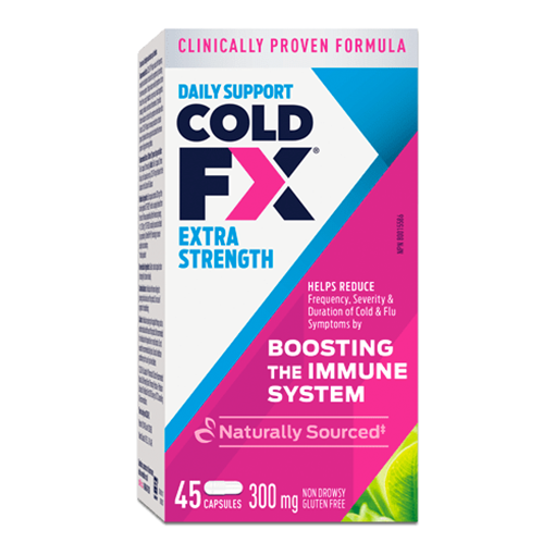 Picture of Cold-Fx Extra Strength, 45 Capsules