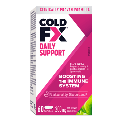 Picture of Cold-Fx Regular Strength, 60 Capsules
