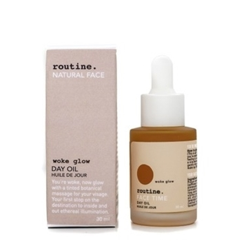 Picture of Routine Woke Glow Day Oil, 30 ml
