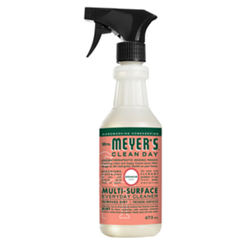 Picture of Mrs. Meyers Multi-Surface Everyday Cleaner - Geranium, 473 ml