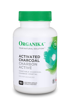 Picture of  Activated Charcoal, 90 Vegetarian Capsules