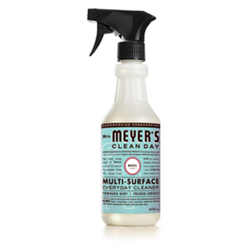 Picture of Mrs. Meyers Multi-Surface Everyday Cleaner - Basil, 473 ml