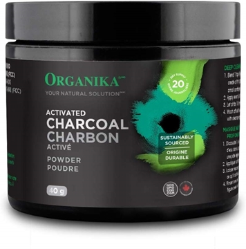 Picture of  Activated Charcoal Powder, 40g