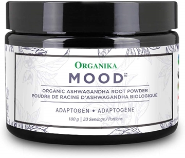 Picture of  Adaptogen Organic Ashwagandha Root Powder – Mood, 100 g