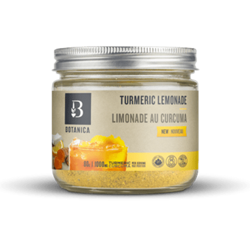 Picture of Botanica Turmeric Lemonade 80g