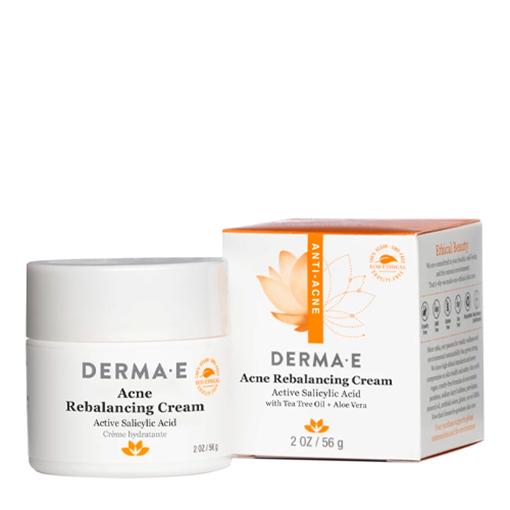 Picture of DERMA E Acne Rebalancing Cream, 56g
