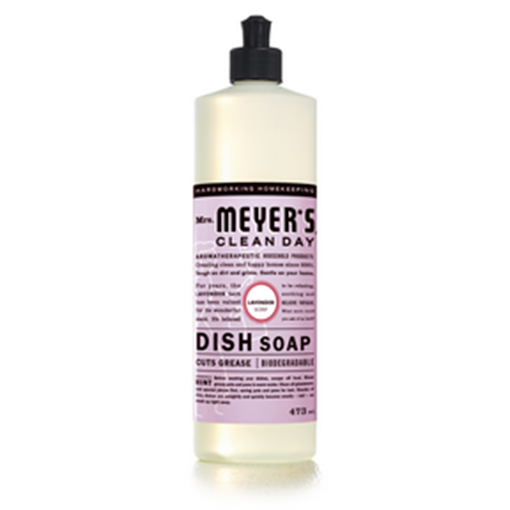 Picture of Mrs. Meyers Lavender  Dish Soap, 473ml
