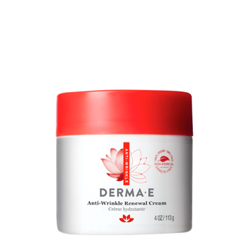 Picture of DERMA E Anti-Wrinkle Renewal Cream, 113g