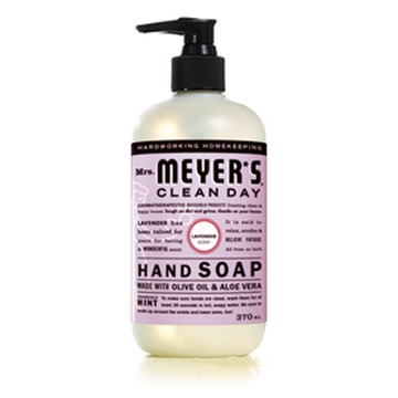 Picture of  Lavender Liquid Hand Soap, 370ml