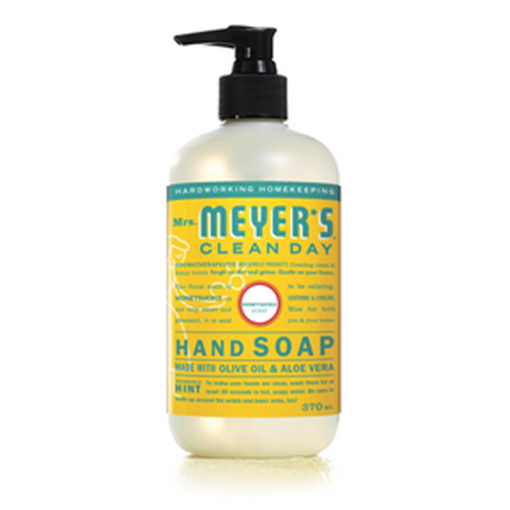 Picture of Mrs. Meyers Honeysuckle Liquid Hand Soap, 370ml