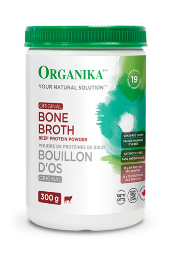 Picture of Organika Bone Broth Beef Original, 300g