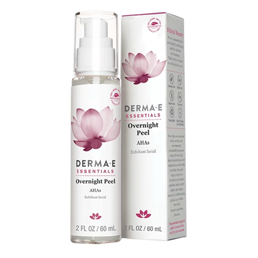 Picture of DERMA E Overnight Peel, 60ml