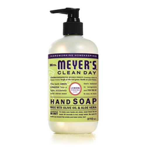 Picture of Mrs. Meyers Lemon Verbena Liquid Hand Soap, 370ml