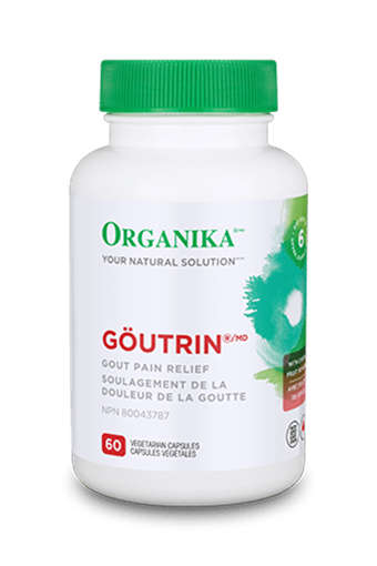 Picture of Organika Goutrin,120 VCAPS