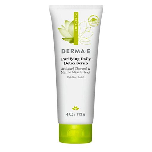 Picture of DERMA E Purifying Daily Detox Scrub, 113g