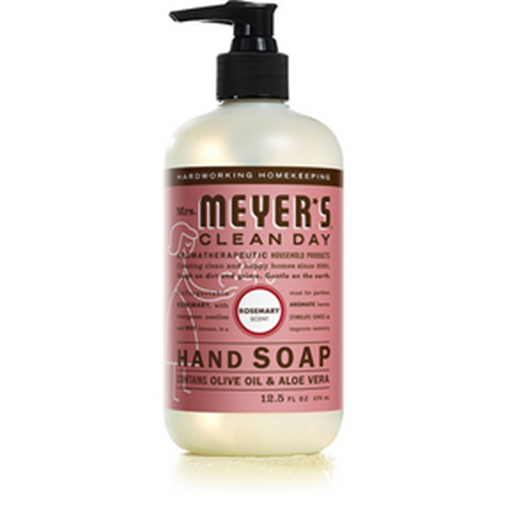 Picture of Mrs. Meyers Rosemary Liquid Hand Soap, 370ml
