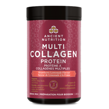 Picture of  Multi Collagen Protein Strawberry Lemonade, 262g