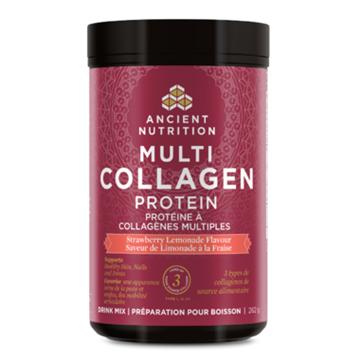 Picture of  Multi Collagen Protein Strawberry Lemonade, 262g