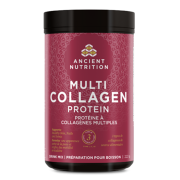 Picture of Ancient Nutrition Ancient Nutrition Multi Collagen Protein Pure, 222g