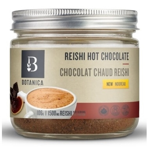 Picture of Botanica Botanica Reishi Hot Chocolate, 106g